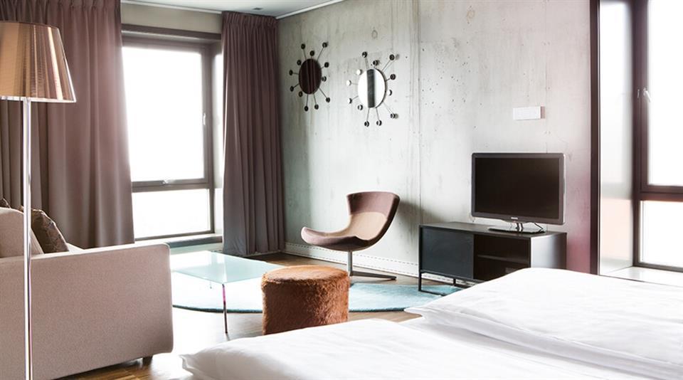 Comfort Hotel Square Uppgraderat dubbelrum
