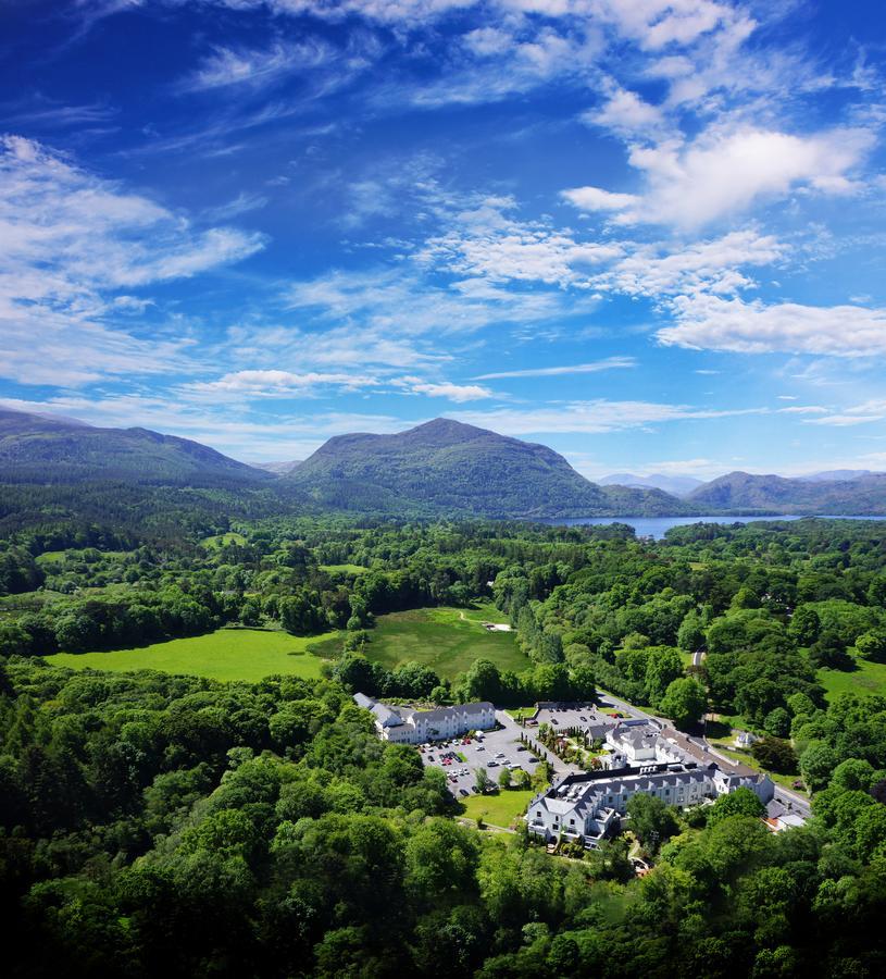 muckross Park hotel ariel view
