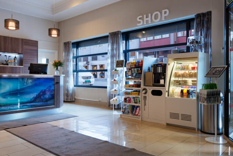 Scandic Bodø Shop