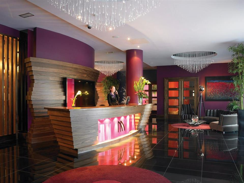 The Maritime Hotel Reception