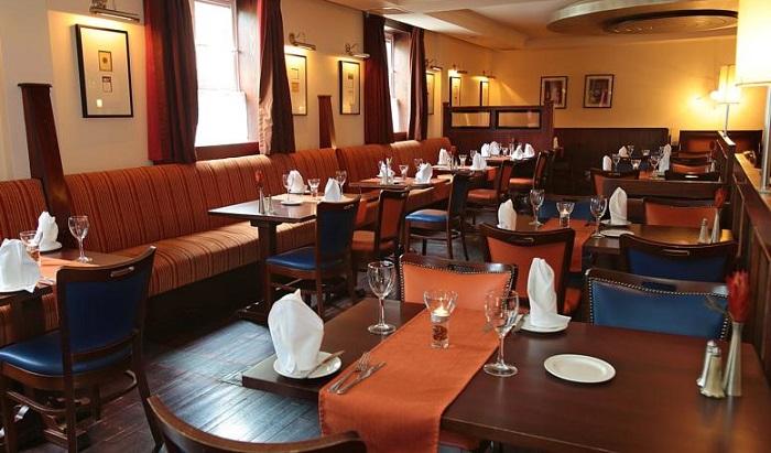 Riverside Hotel Killarney bistro