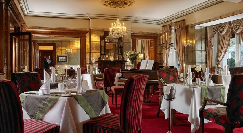 Muckross Park Hotel restaurant