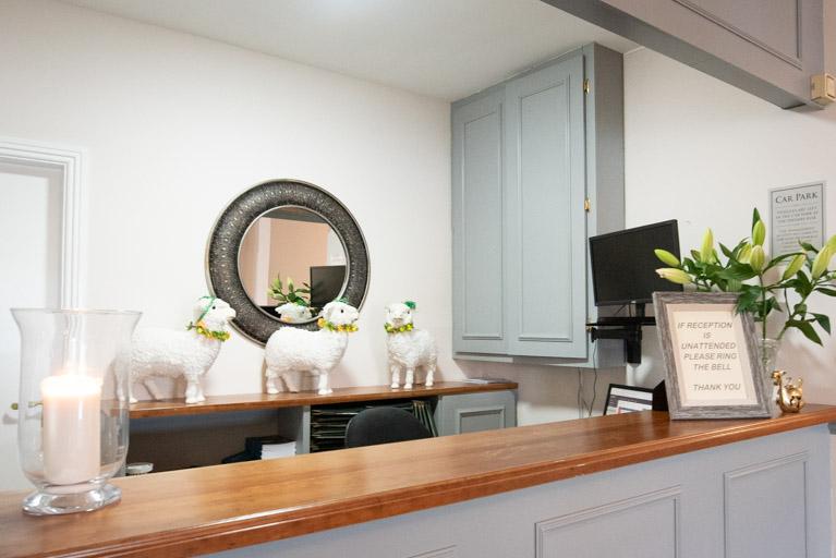 Carna Bay Hotel - Reception