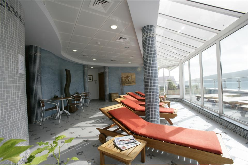 Dingle Skellig Hotel Relaxation Suite at Peninsula Spa