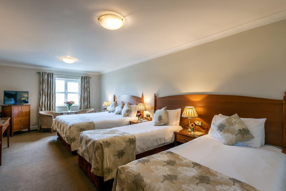 Newgrange Hotel Bedroom