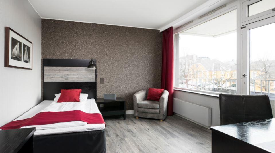 Hotell Klubben Enkelrum