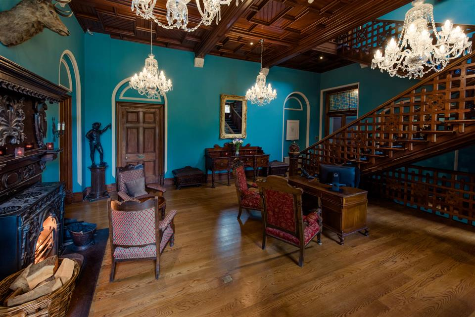 The Cahernane House Hotel Drawing Room