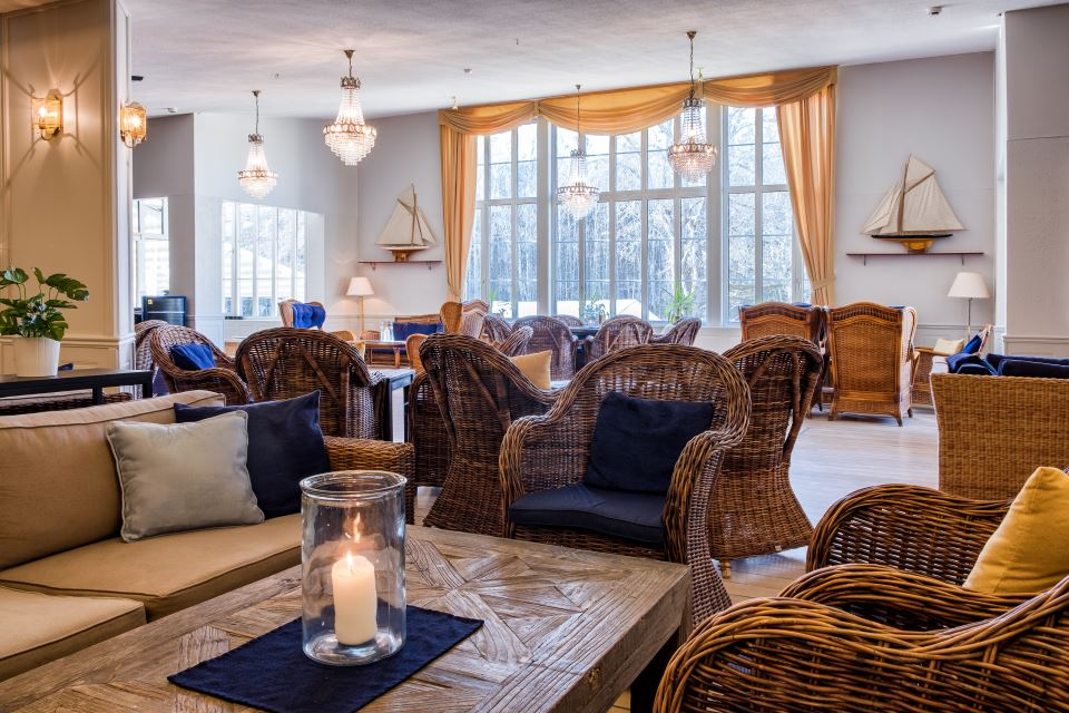 Unike Hankø Hotell & Spa Lounge