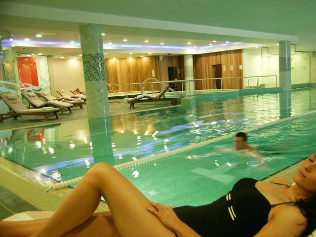 Limerick Strand Hotel Swimming Pool