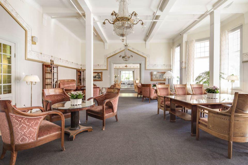 Kurorten Mösseberg Hotel Lobby