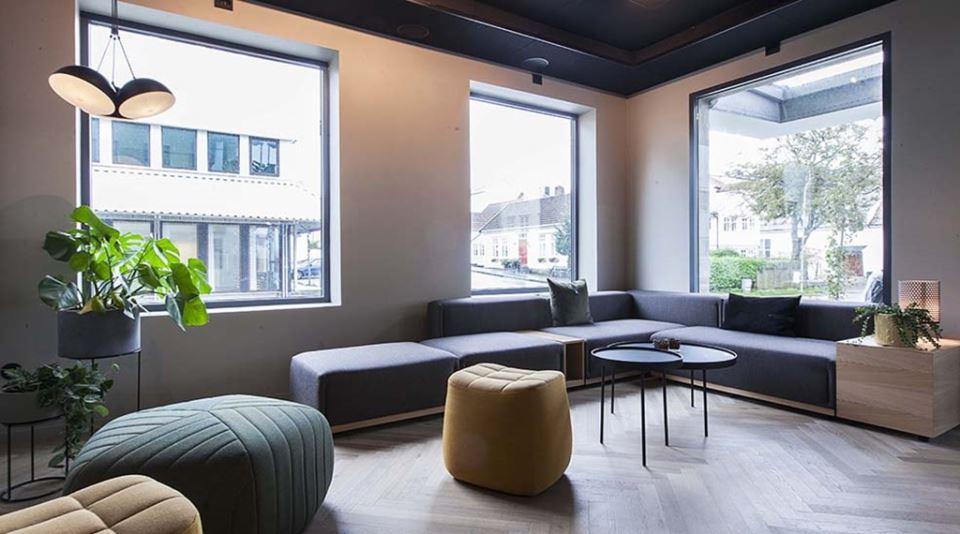 Comfort Hotel Florø Lounge