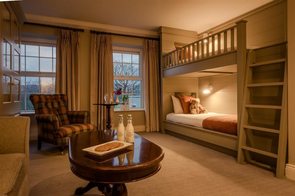 Ballygarry House Hotel Bespoke Bunk Beds