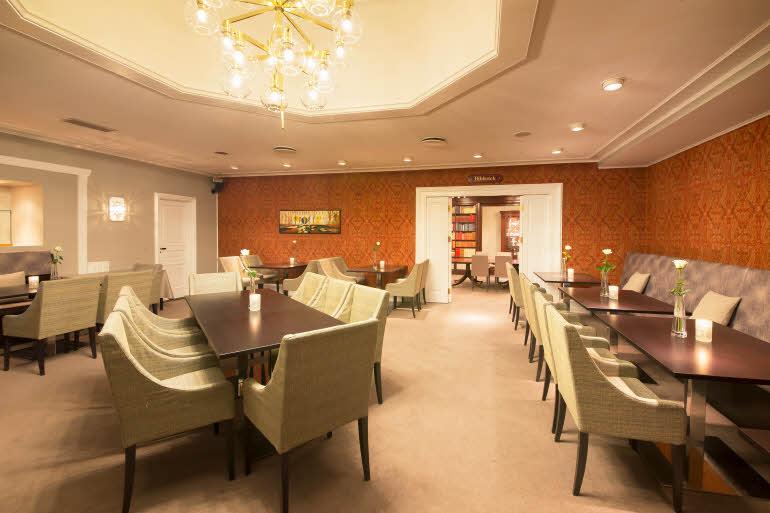 Scandic Park Hotel Sandefjord Restaurang