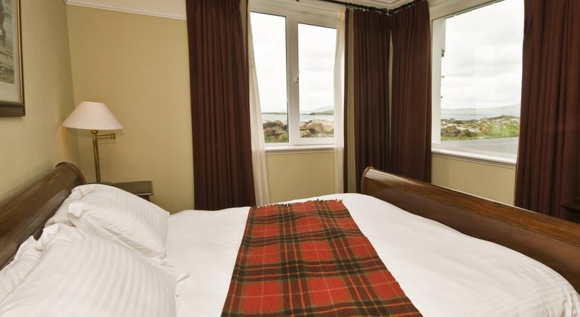 Renvyle Hotel bedroom