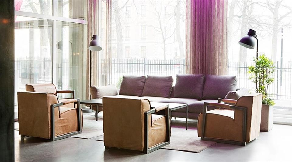 Comfort Hotel Børsparken Lounge