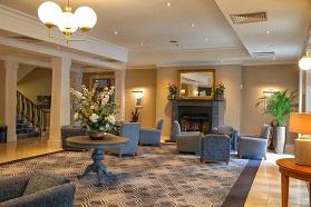 The Parkavon Hotel Lobby