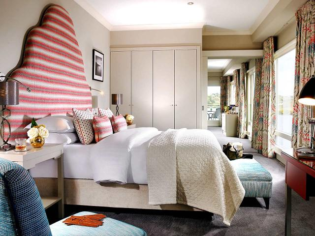 The Trident Hotel Kinsale Master Suite