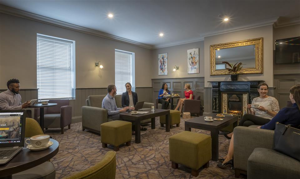 Maldron Hotel Galway Lounge