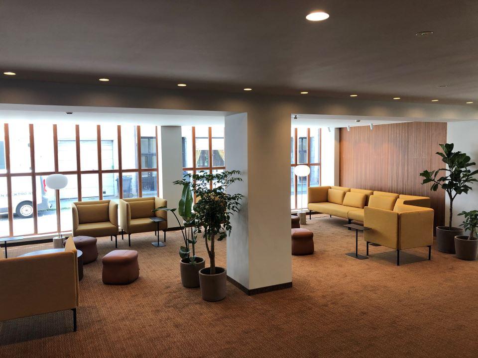 Hotel Noreg Lounge
