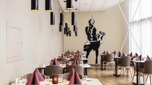 Quality Hotel Edvard Grieg Restaurang