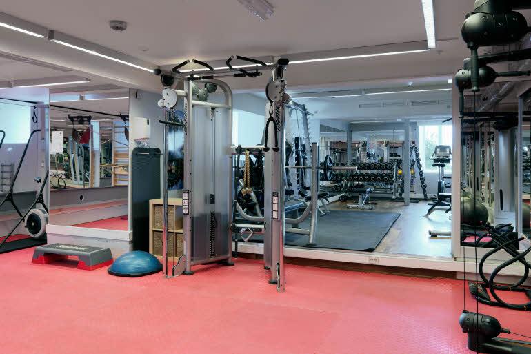 Scandic Holmenkollen Park Hotel Gym