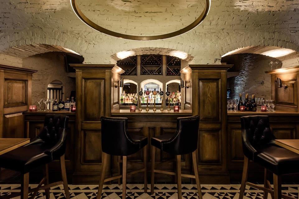 The Cahernane House Hotel Bar