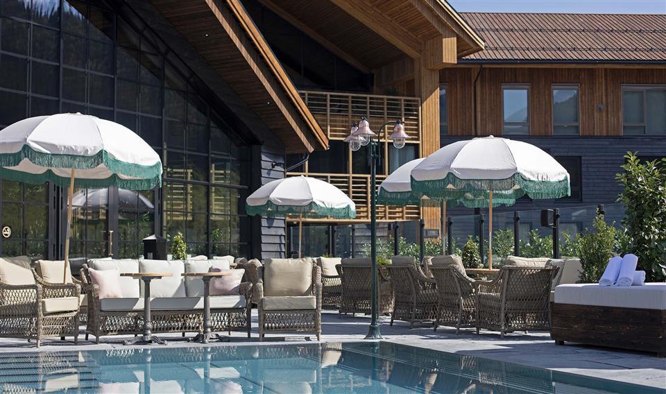 Fyri Resort Utomhuspool