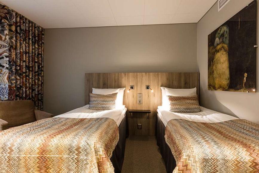 Best Western Plus John Bauer Hotel Twin