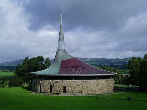 An Grianan Burt Chapel