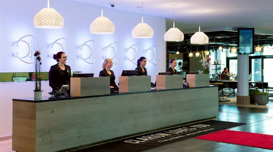 Clarion Hotel Energy Reception