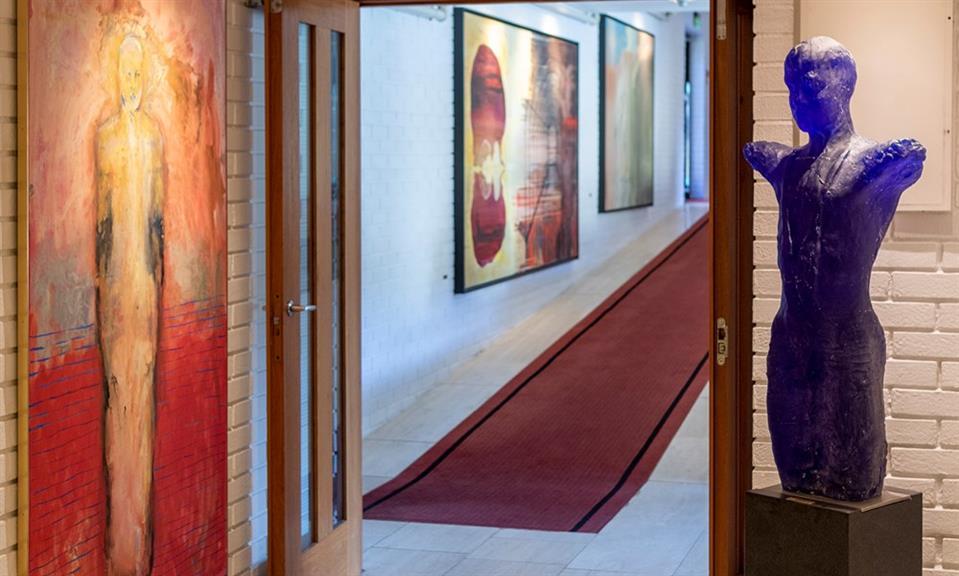 Hotell Refsnes Gods Hall