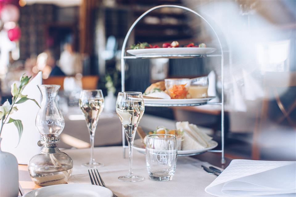 Waxholms Hotell - Vaxholm Afternoon Tea
