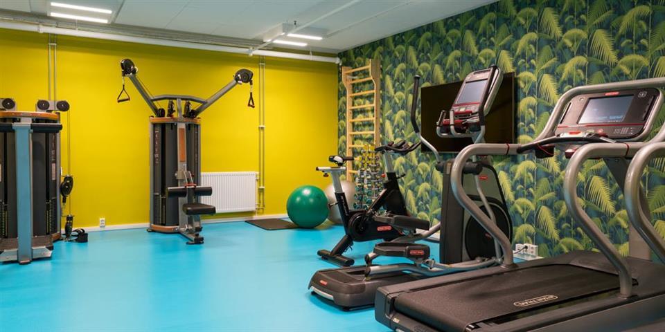 Thon Hotel Gardermoen Gym