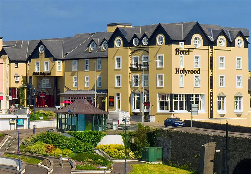 Holyrood Hotel Exterior