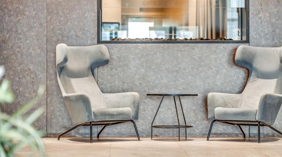 Quality Airport Hotel Stavanger Lobby