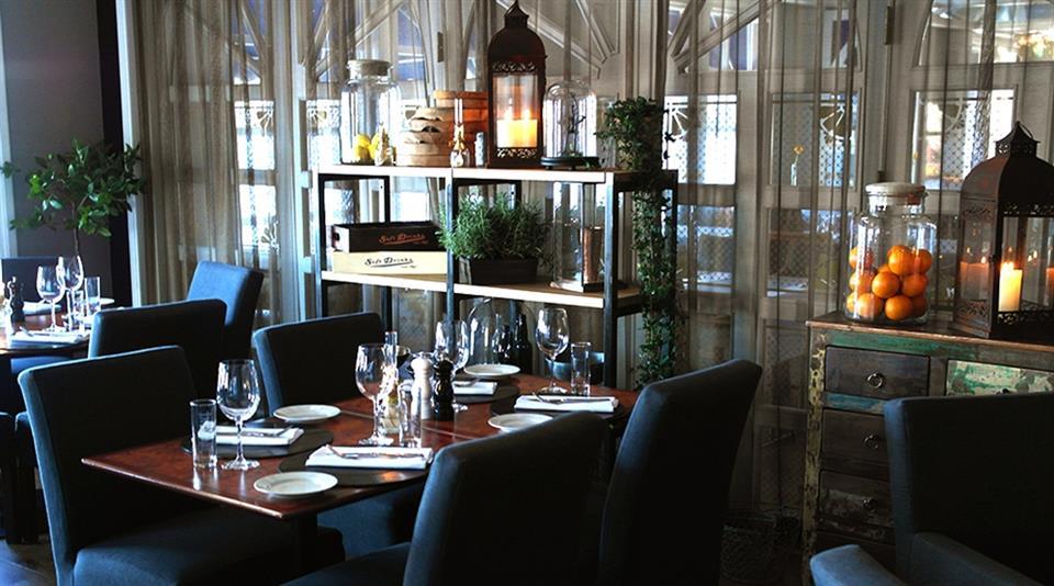 Clarion Hotel Tyholmen Restaurang