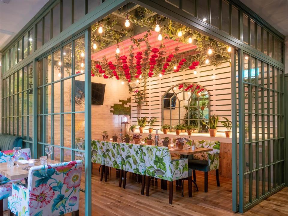 Forster Court Hotel Restaurant