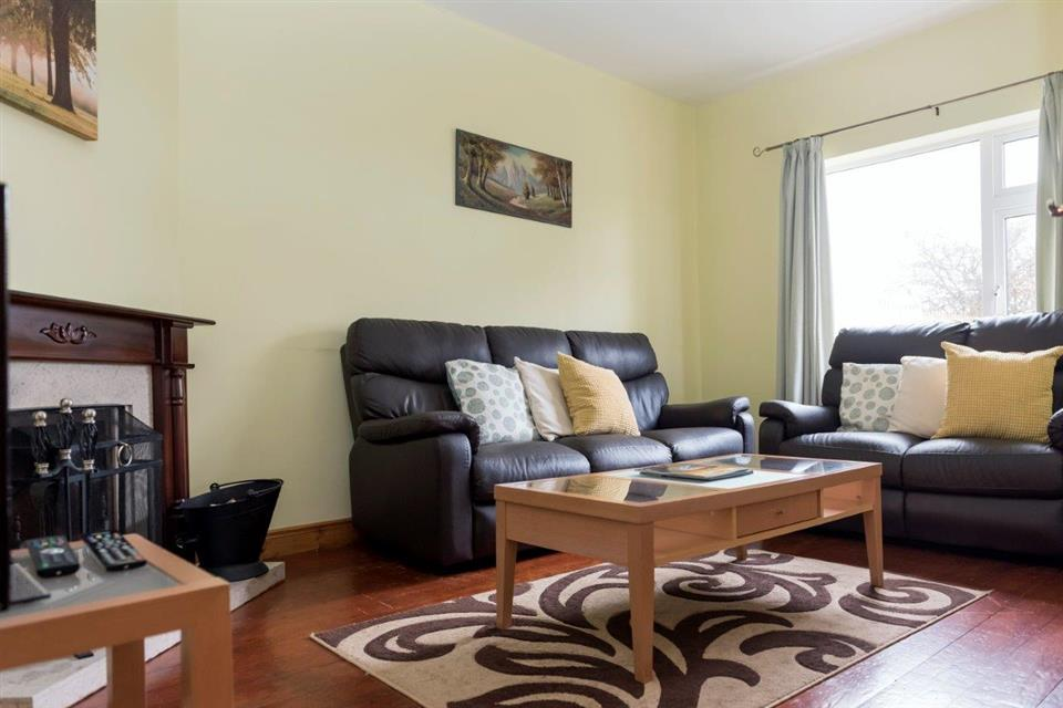 Bunholvil Holiday Cottage- Sitting Room
