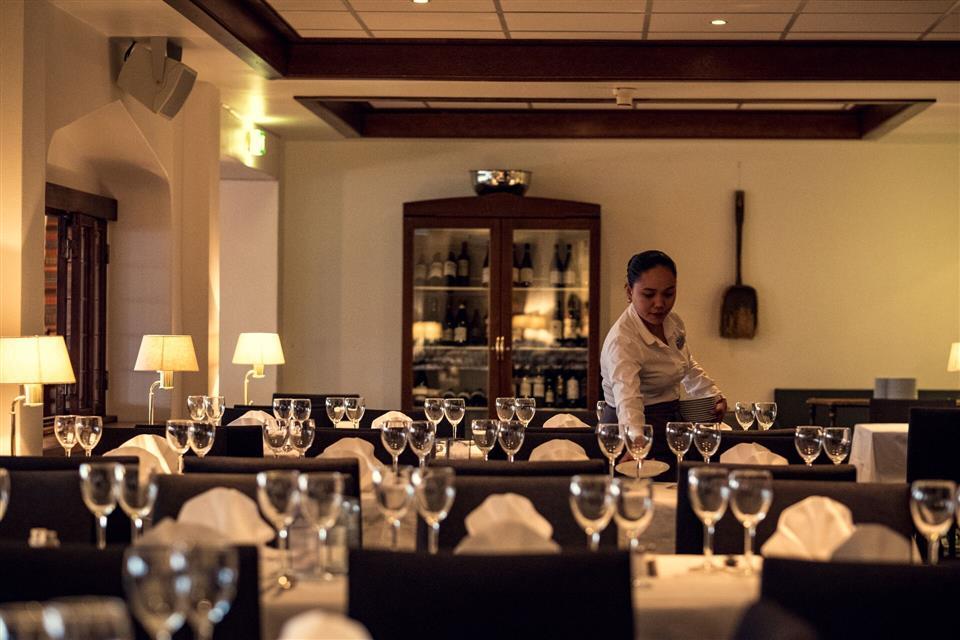 Wadahl Høgfjellshotell Restaurang