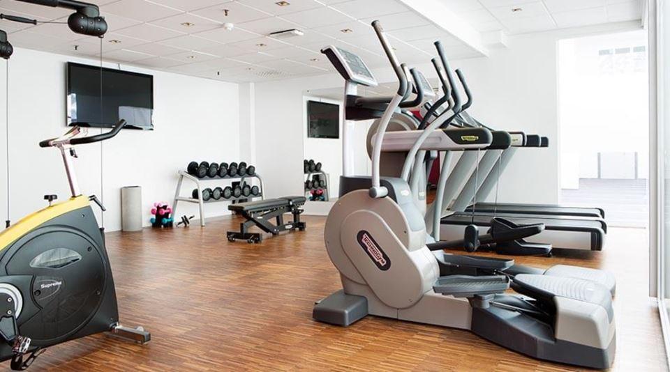 Comfort Hotel Kristiansand Gym