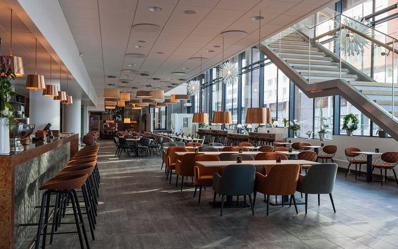 Best Western Malmö Arena Hotel Restaurang