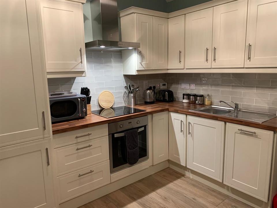 Cloghboola Cottage Kitchen