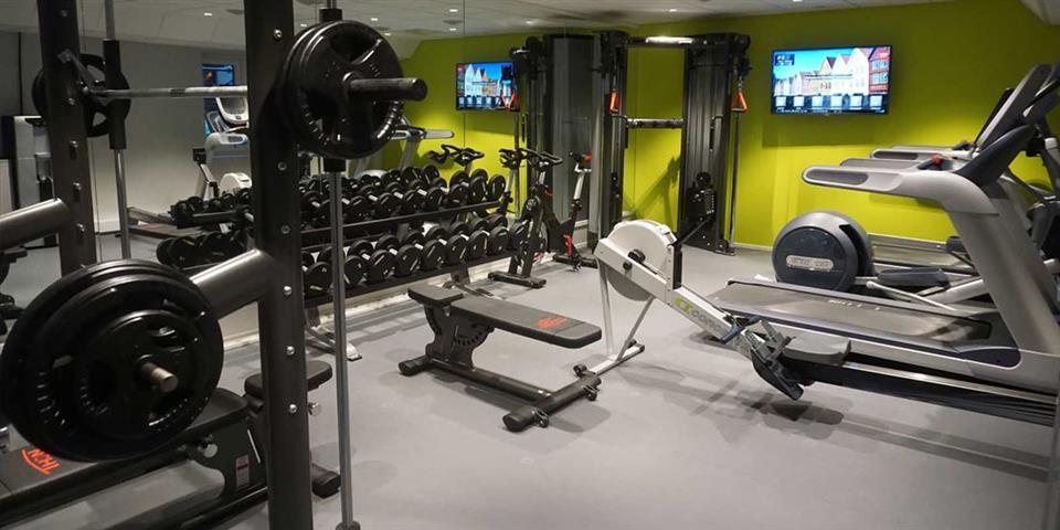 Thon Hotel Rosenkrantz Bergen Gym