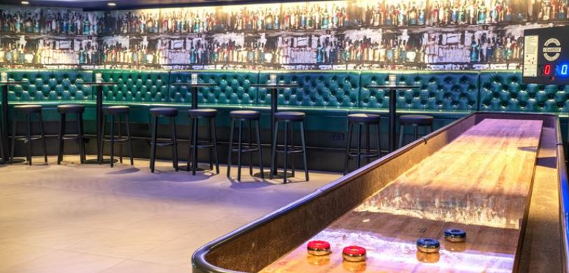 Thon Hotel Bergen Airport Bar
