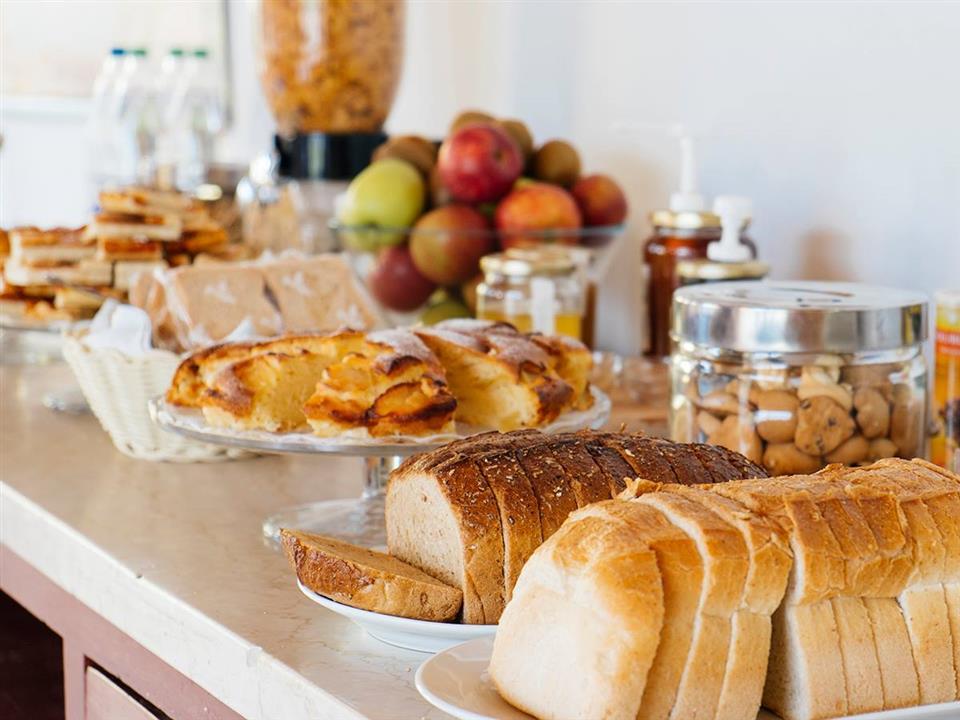 Scandic Leknes Lofoten Hotell Frukost