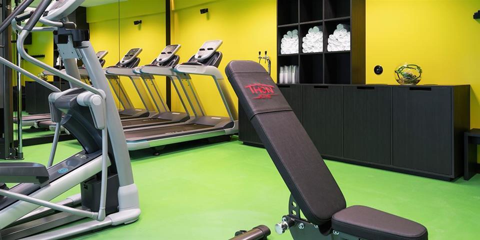 Thon Hotel Terminus Gym