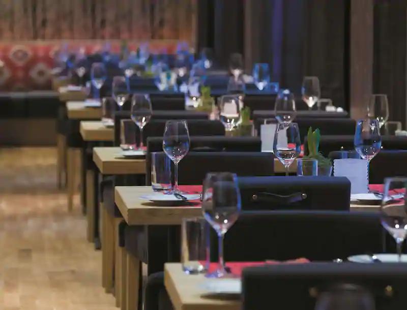 Radisson Blu Resort Trysil Restaurang