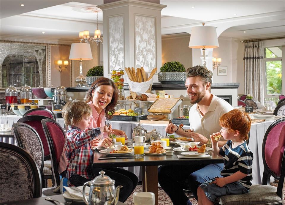 The Rose Hotel & Spa Restaurant