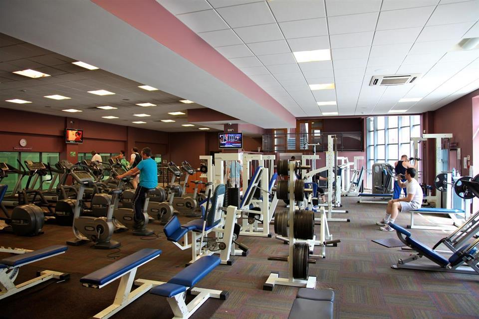 Kilkenny Ormonde Hotel Gym