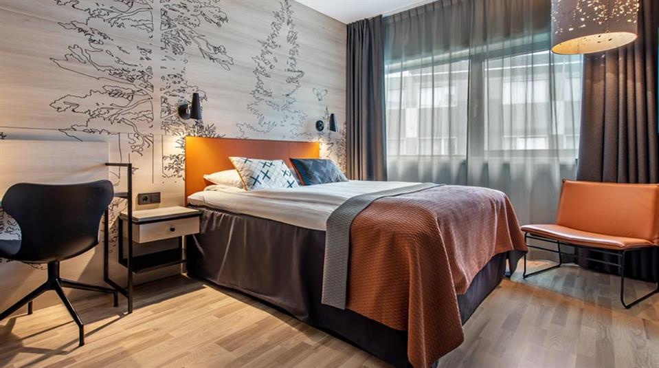 Quality Airport Hotel Gardermoen Standard